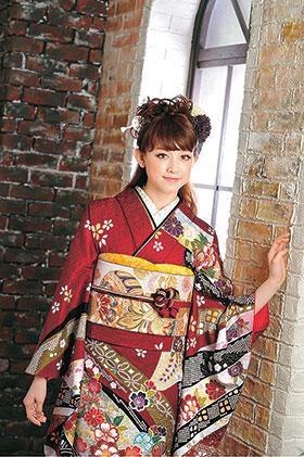 きもの 三松の画像